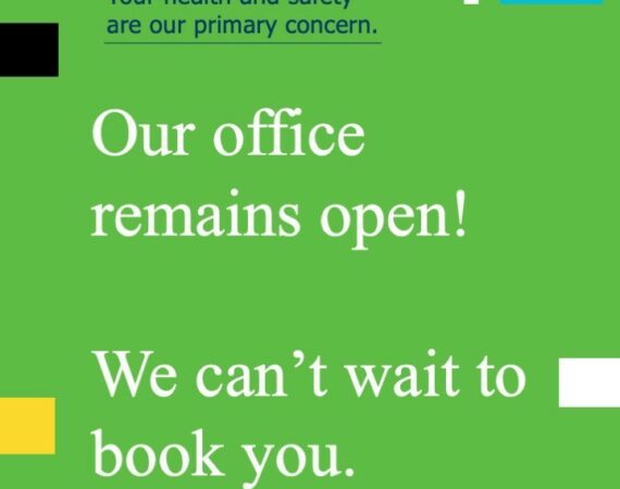 Office Remains Open